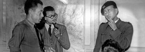 André Malraux : «Mon cher Camus…»
