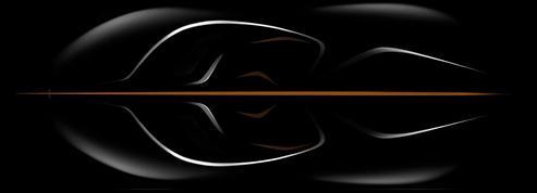 McLaren va lancer une nouvelle supercar à 3 places