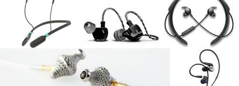 Notre comparatif des meilleurs écouteurs intra-auriculaires