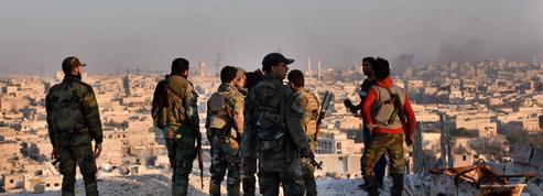 Alep, ville symbole et enjeu stratégique pour le régime syrien