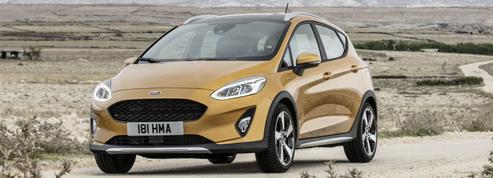 Nouvelle Ford Fiesta, une citadine high-tech
