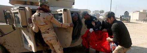 Les forces irakiennes décimées à Mossoul