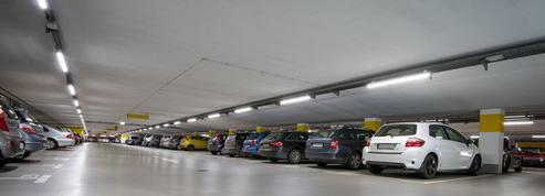 Parkings à haut risque