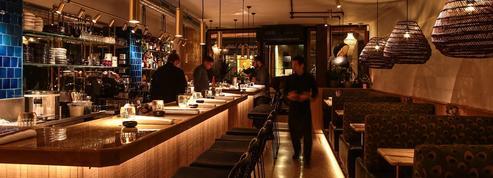 Le Bar des Prés: sushi et cocktails par Cyril Lignac