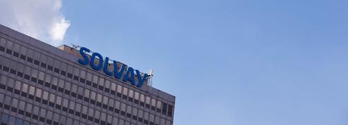 Solvay cède une filiale pour se désendetter