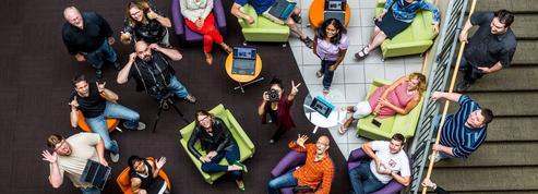 Microsoft élu meilleur employeur français par les salariés