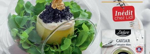 Après les grands crus, Lidl lance une opération caviar pour les fêtes
