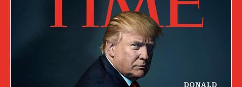 Donald Trump nommé personnalité de l'année 2016 par le magazine Time