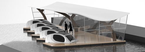 Les voitures volantes de Seabubble lèvent 3 millions d'euros auprès de la MAIF