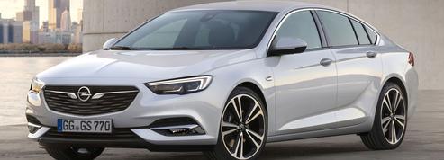 Opel Insignia Grand Sport : une renaissance par le haut