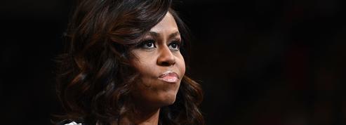Qu'a fait Michelle Obama le soir de l'élection américaine ?