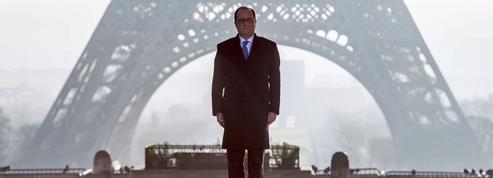Hollande rend hommage aux handicapés maltraités sous l'Occupation