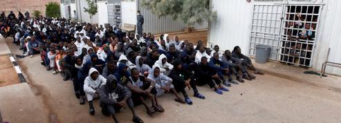 L'Europe patine face aux migrants africains