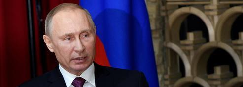 Syrie: Poutine vers la paix au pas de charge