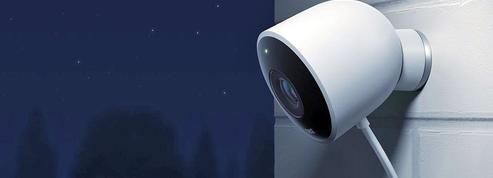 Caméras connectées : un œil sur l'extérieur