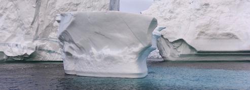 Coup de chaud inquiétant au pôle Nord comme au pôle Sud