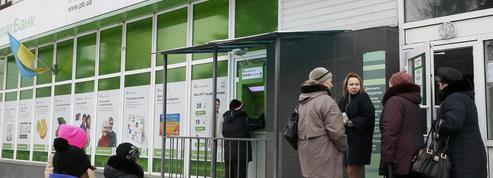 Ukraine: sauvetage bancaire d'urgence