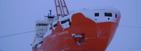 Climat : une expédition inédite en Antarctique pour 55 chercheurs du monde entier