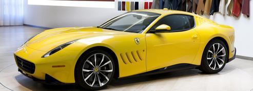 Ferrari SP 275 rw Competizione, à la mémoire de Francorchamps