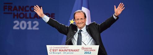 Présidentielle 2012 : avec Hollande, un socialiste revient à l'Élysée