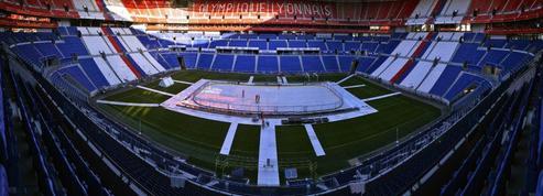 25.000 spectateurs attendus pour un match de hockey sur glace au Parc OL