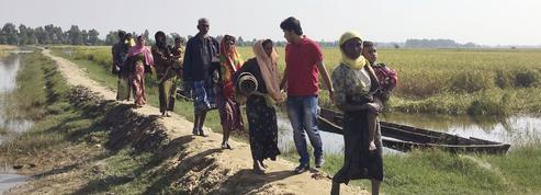 Birmanie : des policiers arrêtés après des violences sur les Rohingyas