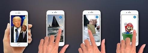 Le Figaro lance son nouveau format mobile