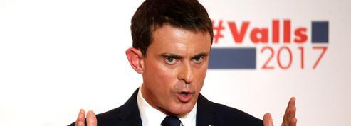 Primaire à gauche : le programme de Valls ouvre les vannes des dépenses