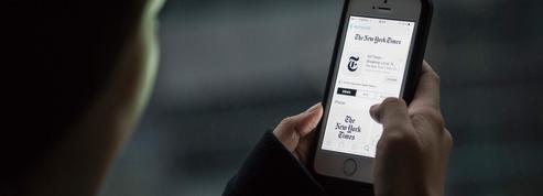 Apple censure l'application du New York Times en Chine
