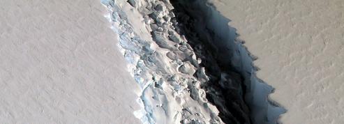 Un iceberg de plus de la moitié de la Corse risque de se détacher en Antarctique