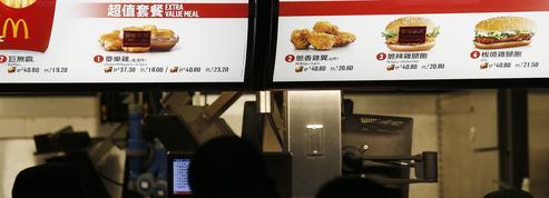 McDonald's cède le contrôle de sa filiale chinoise à un géant local