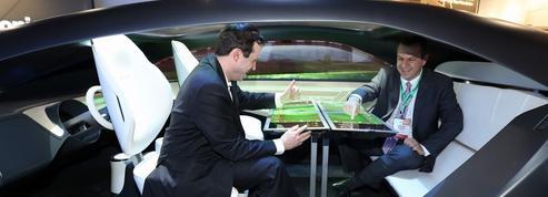 Panasonic veut devenir le spécialiste du divertissement dans les voitures autonomes