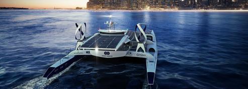 Energy Observer, le premier bateau propulsé à l'hydrogène des océans