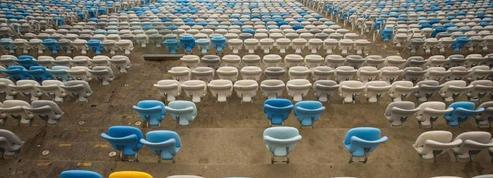 Moisissures, chats errants et sièges volés : le triste état du stade Maracanã de Rio