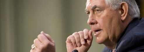 Tillerson prône la fermeté face à Moscou pour emporter l'adhésion du Sénat