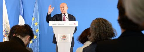 Alain Juppé ne veut plus être «dans la mêlée» de la politique nationale