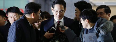 L'héritier de l'empire Samsung risque la prison