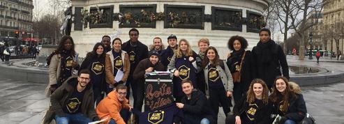 «Allons Enfants», le parti des jeunes à l'assaut des législatives