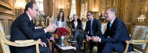 Les investisseurs américains ont un regard un peu moins critique sur la France