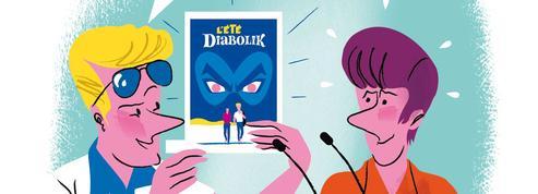 L'Été Diabolik ,un prix BD Fnac psychédélique