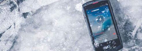 Crosscall lance un nouveau smartphone pour les sportifs de l'extrême