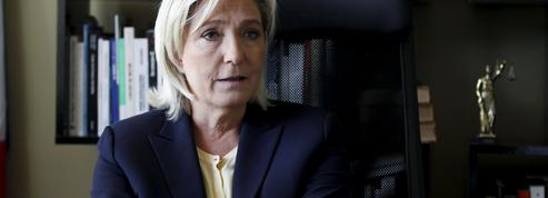 Marine Le Pen face aux deux lignes du Front national
