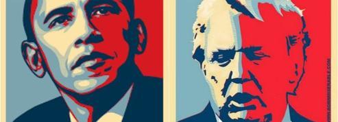 HOPE ,l'histoire secrète de l'affiche de Barack Obama