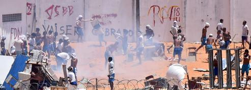 Brésil : l'armée appelée pour mettre fin aux violences dans les prisons