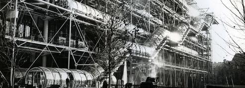 Centre Pompidou : les trois points qui fâchaient lors de la création