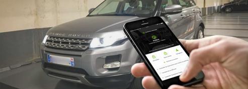 Réservez et démarrez votre voiture de location par smartphone
