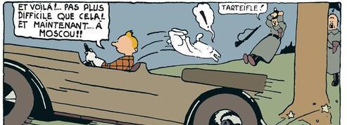 Box-office Bd de la semaine: l'entrée fracassante de Tintin