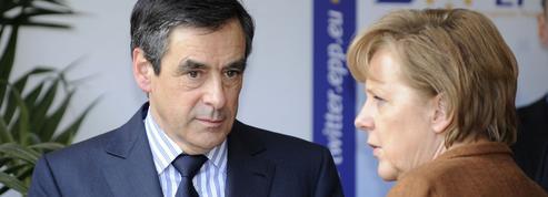 François Fillon retisse les liens avec l'Allemagne