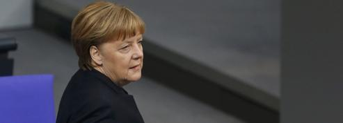 La solitude de Merkel dans le couple franco-allemand
