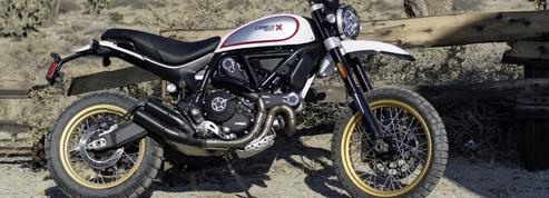 Ducati Scrambler Desert Sled, le SUV de la moto